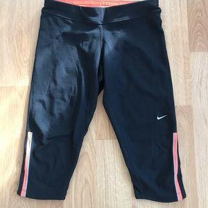 Women's Nike Running Capri Tights